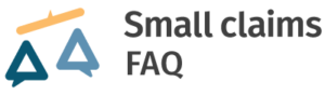 Small claims faq